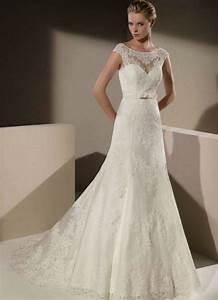 Robe Mariage Dentelle : tendance mariage 2015 je serai belle en dentelle ~ Mglfilm.com Idées de Décoration