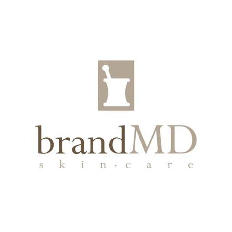 name brand skin care company logo logo design contest