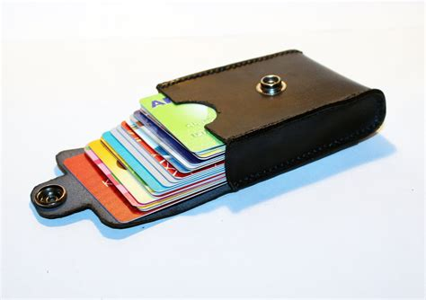 Credit Card Holder Leather Business Card Holder Black Business Card Designs With 2 Addresses Worst Jewelry Cards Ideas Store For Restaurants Genealogy Uk Multiple Companies