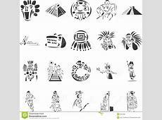 PreColumbian Civilizations Stock Vector Image 6912566