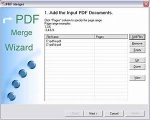 pdf merger is used to mergeappend concat pages from the With document pdf merger
