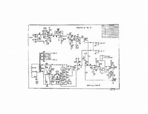 Jmf Spectra 515s Preamp Sch Service Manual Free Download