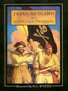 Treasure Island by Robert Louis Stevenson, 304 pp, RL 4 ...