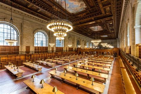 construction  nypls rose main reading room  complete