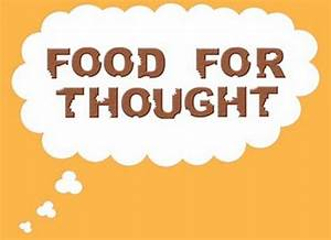 Mr. Motivator: Food For Thought