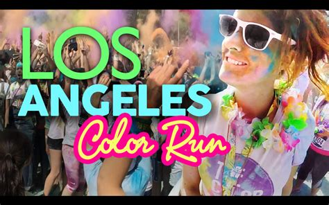 the color run los angeles 2016 amaetv