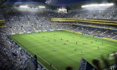 home architecture design tottenham hotspur stadium e architect