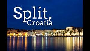 Split  Croatia And A Day Trip To Brac Island