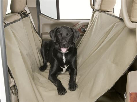 Back Seat Hammock For Dogs by Canine Covers Rear Seat Hammock Car Truck