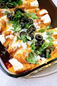 cheese enchiladas the curvy carrot