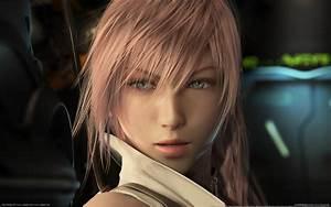 Schne Mdchen In Final Fantasy 13 Hintergrundbilder