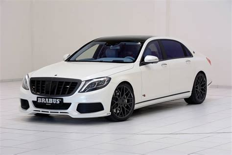 Brabus Maybach 900 Rocket by Another Brabus Maybach Rocket 900 Delivered
