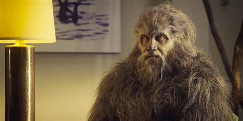 bigfoot    footage   elusive congressman
