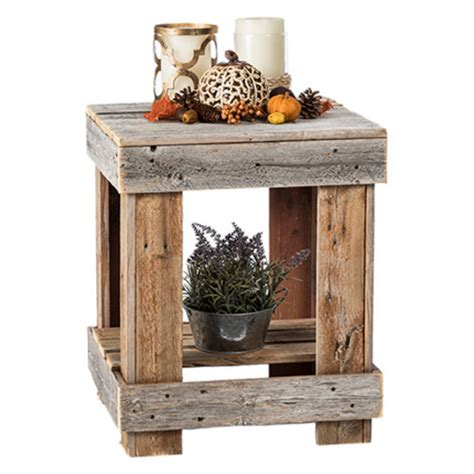 del hutson reclaimed wood  table walmartcom wood