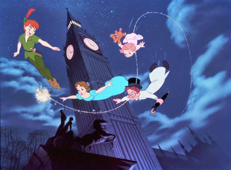 Disney Daze Peter Pan The Movie Marmite Man