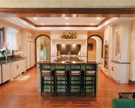 white kitchen cabinets with wood trim wood trim white cabinets houzz 2094