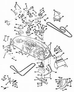 Craftsman 48 Mower Deck Manual