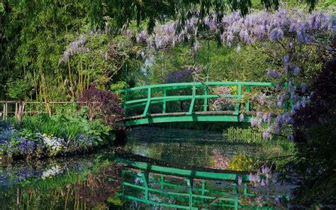 Japanischer Garten Claude Monet by Monets Haus Garten In Giverny