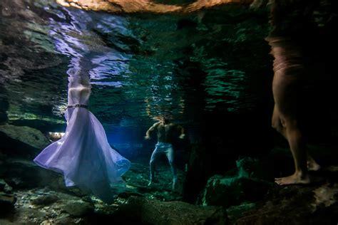 fine art underwater kristin  jake sebi messina