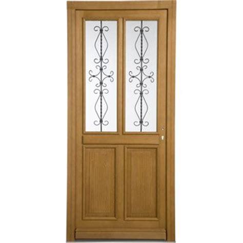 porte d entr 233 e porte aluminium pvc bois porte ext 233 rieur leroy merlin