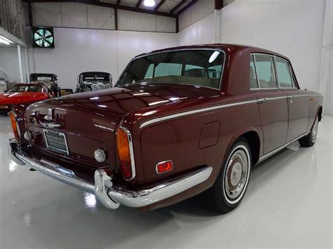 1970 Rolls Royce Silver Shadow Saloon For Sale