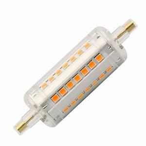 Ampoule Led R7s 50w : ampoule led r7s 5w 78mm 2700k 360 ariane ampoules service ~ Edinachiropracticcenter.com Idées de Décoration