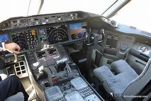 Think-Dash: Interior Photo Tour of ANA's First Boeing 787 ...