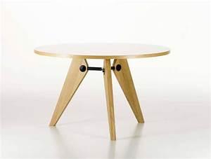 Table Jean Prouvé : la table gu ridon de jean prouv guten morgwen ~ Melissatoandfro.com Idées de Décoration