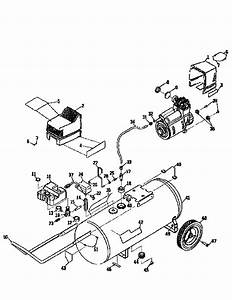 Craftsman Lubricated Air Compressor Parts