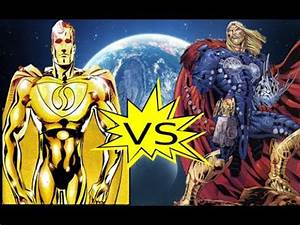 Superman Prime One Million vs Rune King Thor: Who Would ...