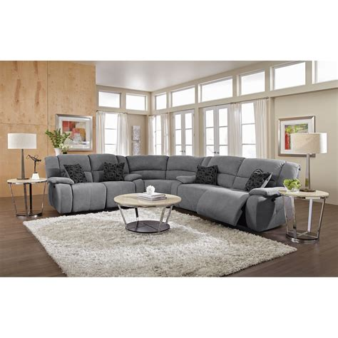 sectional sleeper sofa with recliners love this couch gray is awesome future living room
