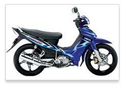 Modifikasi Jupiter Z 2008 Warna Biru by Gambar Foto Modifikasi Sepeda Motor Jupiter Z Cw Warna