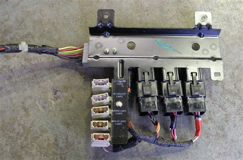 Trailer Tow Package Wiring Questions Ford