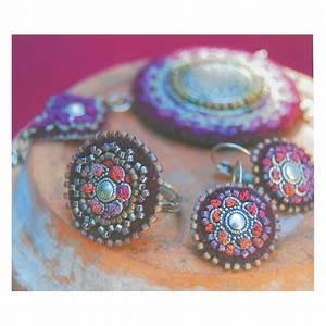 bijoux en perles brodees 15 modeles de bijoux With bijoux en perles