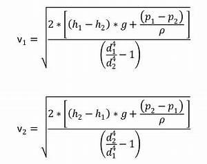 Bernoulli Kette N Berechnen : str mungstechnik formelsammlung u berechnungsprogramme ~ Themetempest.com Abrechnung