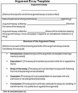 Good Argumentative Essay Examples Pdf How To Teach Creative Writing
