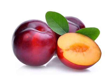 Plum Whole Fruit White Balsamic Vinegar
