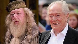 Happy 75th, Michael Gambon! 10 magical lines of wisdom ...