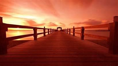 Dock Sunset Wallpapers Quotes Pier Quotesgram Scenes