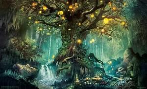 Purifier une pièce avec les énergies des arbres ...