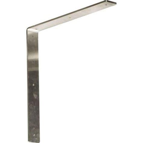 ekena millwork 16 in x 2 in x 16 in stainless steel