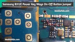Samsung B312e Power Key Ways On