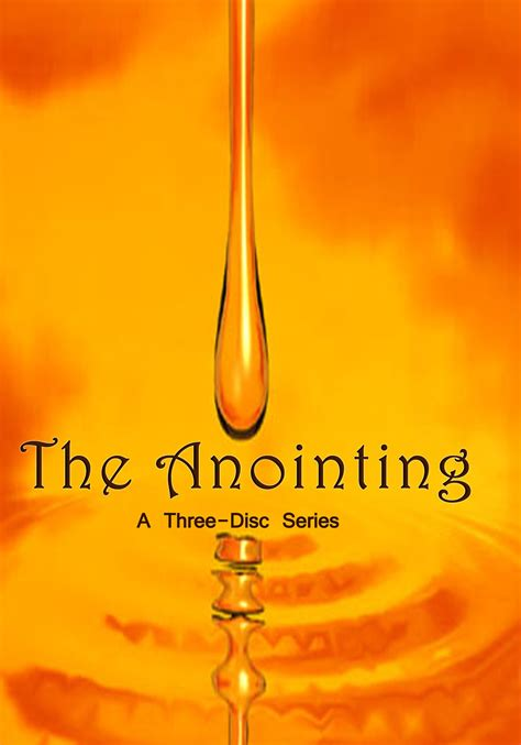 The Anointing A 3disc Cd Series