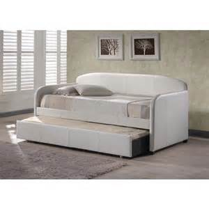 hillsdale furniture springfield daybed trundle white