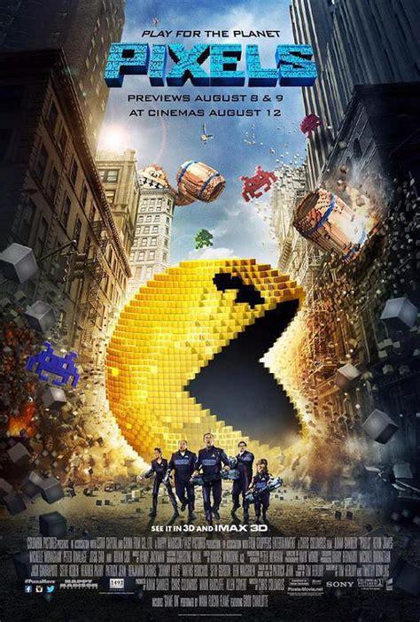 Pixels 2015 Filmaffinity