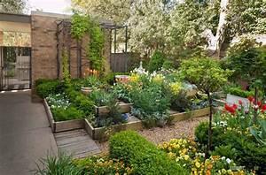 Petit Jardin Moderne : am nagement petit jardin des conseils astucieux pour le r ussir ~ Dode.kayakingforconservation.com Idées de Décoration