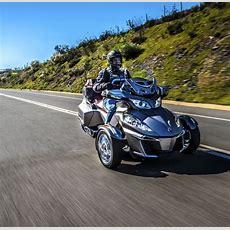 Canam Spyder So Cool Kann Ein Motorrad Mit Drei Rädern