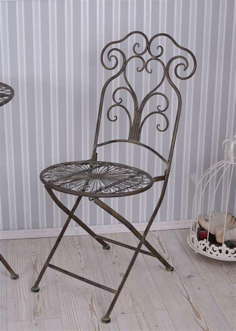 chaise metal jardin chaise de jardin fer forgé chaise en métal jardin shabby
