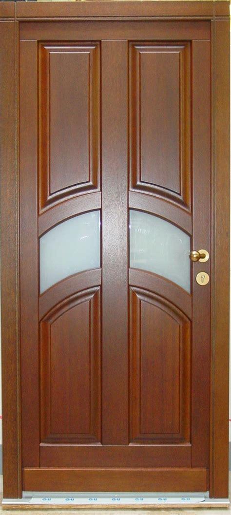 Eingangstüren In Holz Und Holz Alu