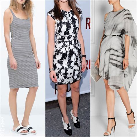 what color shoes to wear with a white dress what color shoes to wear with black and white dress